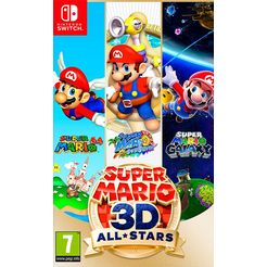 game nintendo switch super mario 3d all-stars andere