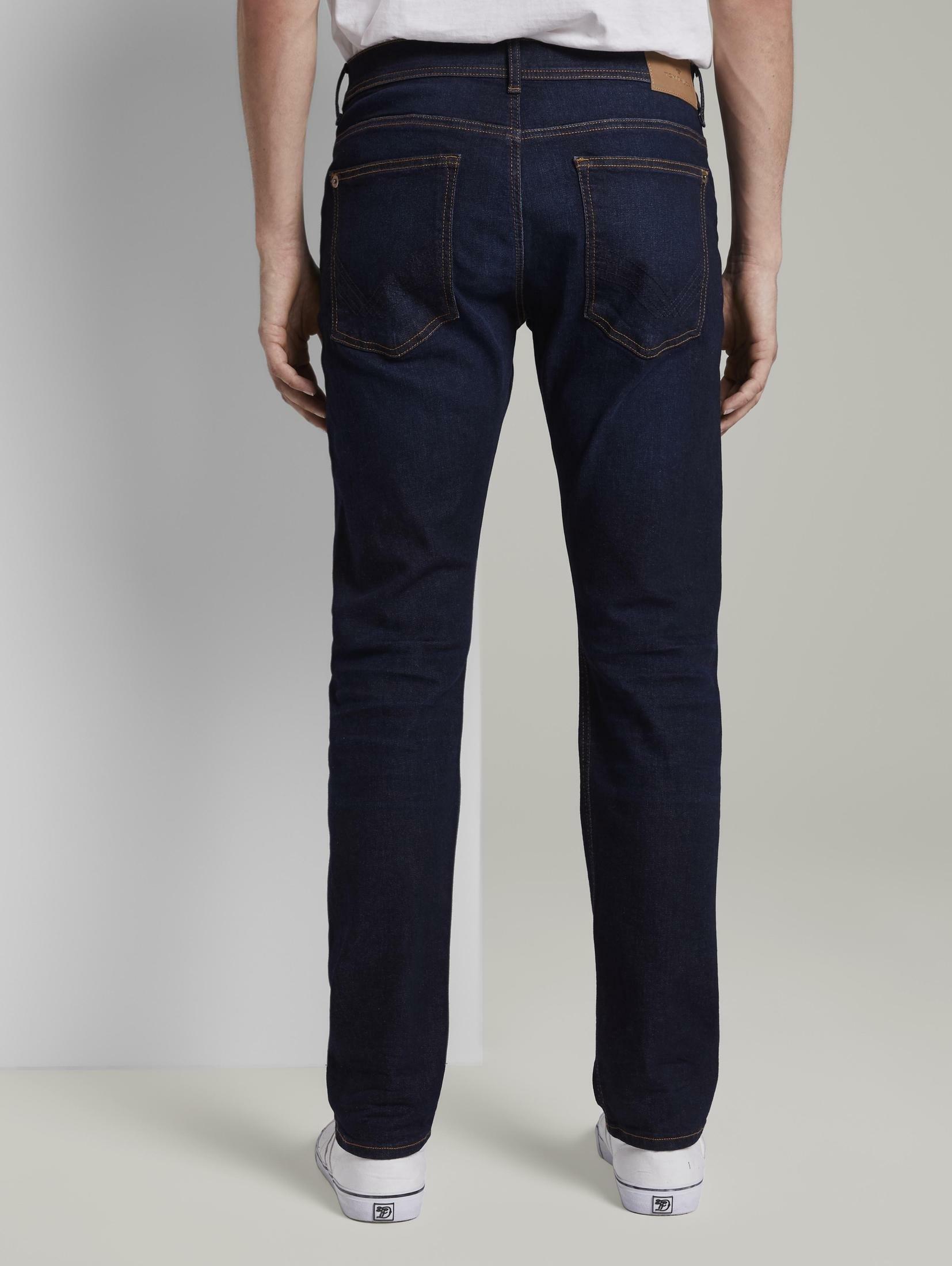 TOM TAILOR slim fit jeans »Troy Slim Jeans« nu online bestellen