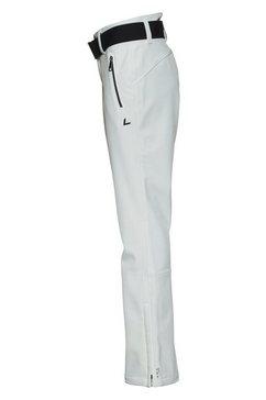luhta skibroek »joen« wit