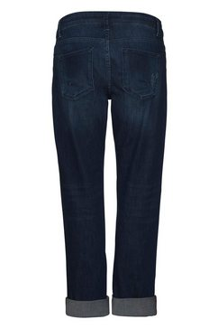 blue fire relax fit jeans »olivia-blue fire« blauw