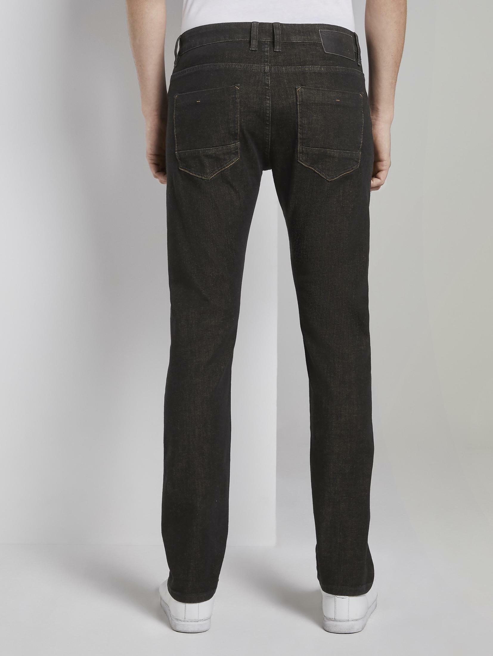 TOM TAILOR slim fit jeans »Troy Slim Tech Denim« veilig op otto.nl kopen