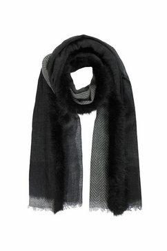 passigatti modieuze sjaal grijs