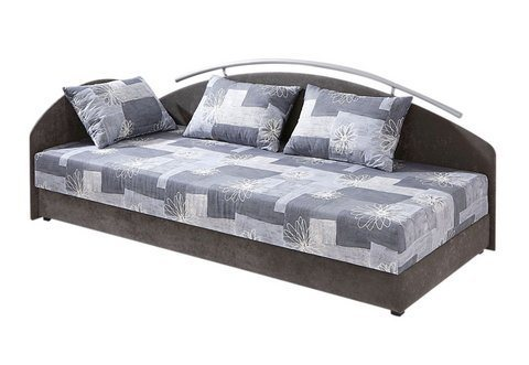 Bed met extra ligoppervlak, Maintal, Made in Germany