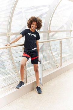 nike trainingsshirt nike pro big kids' (boys') short-sleeve training top