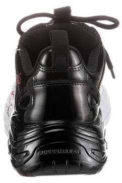 calvin klein sneakers »meadow« zwart