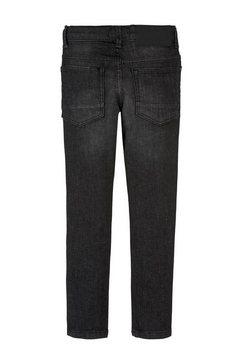 tom tailor straight jeans »matt jeans« zwart