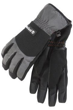 timberland skihandschoenen zwart