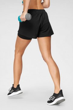 adidas short primeblue designed to move 2-in-1 sport zwart