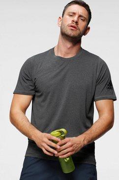 adidas t-shirt designed 2 move 3 freelift ultimate ht t-shirt grijs