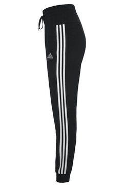 adidas performance joggingbroek essentials slim tapered cuffed pant zwart