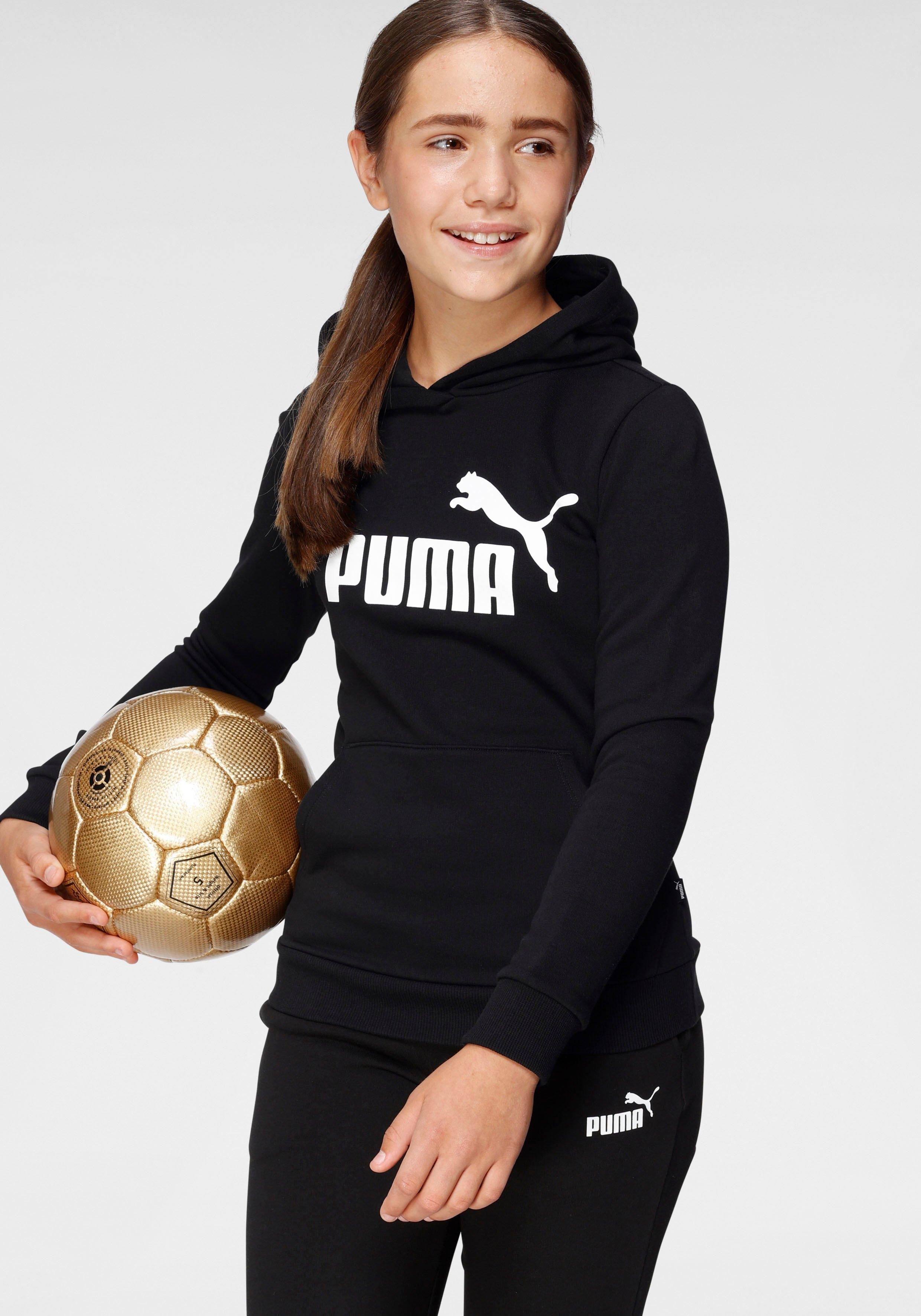 PUMA hoodie »ESS Logo Hoodie TR G« - verschillende betaalmethodes