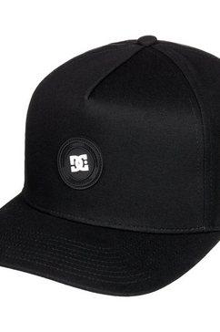 dc shoes snapback cap »reynotts« zwart