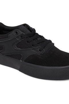 dc shoes sneakers »kalis vulc« zwart