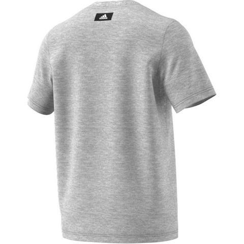 adidas Performance T-shirt M FI Tee BOS A
