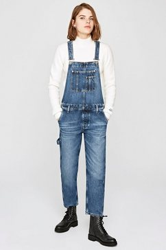 pepe jeans jumpsuit »drew« blauw