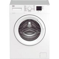 beko wasmachine wtv6611bc1 wit