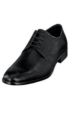 daniel hechter veterschoenen »renzo revo« zwart