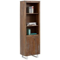 home affaire »lagos« boekenkast bruin