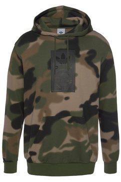 adidas originals hoodie camo aop hoodie groen