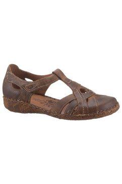 josef seibel klittenbandschoenen »rosalie 29« bruin