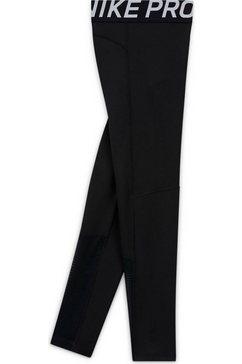 nike functionele tights nike pro big kids' (girls') tights zwart