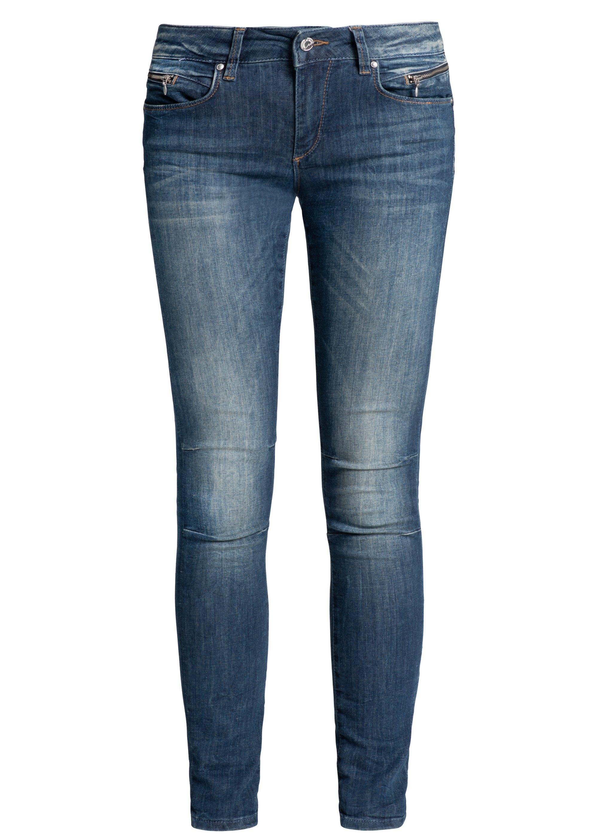 Op zoek naar een Miracle of Denim Skinny fit jeans Eva damesjeans? Koop online bij OTTO