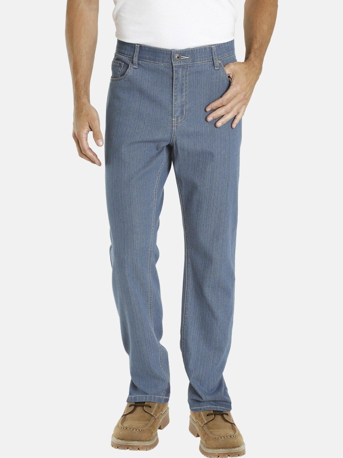 Jan Vanderstorm jeans met elastische band « (Packung, 2er-Pack) - gratis ruilen op otto.nl