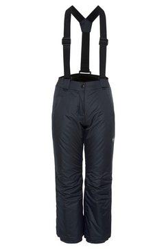 polarino ski-broek blauw
