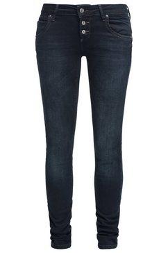 miracle of denim slim fit jeans ulla slim jeans ulla zwart