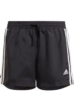 adidas short designed to move 3-stripes shorts zwart