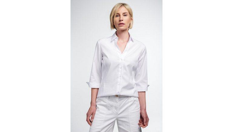Eterna overhemdblouse MODERN CLASSIC Driekwartmouwen