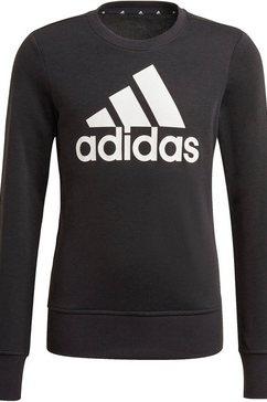 adidas performance sweatshirt zwart