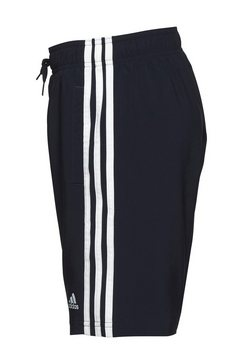 adidas performance short essentials 3-stripes chelsea shorts blauw