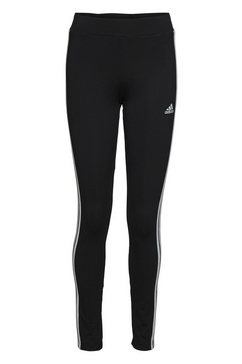 adidas trainingstights designed to move 3-stripes shorts zwart