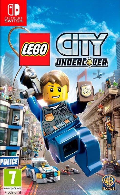 Nintendo Game NINTENDO SWITCH LEGO City Undercover in de webshop van OTTO kopen