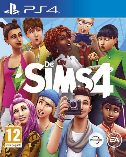 Playstation Game PS4 De Sims 4 voordelig en veilig online kopen