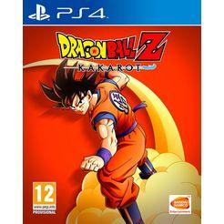 game ps4 dragon ball z: kakarot multicolor