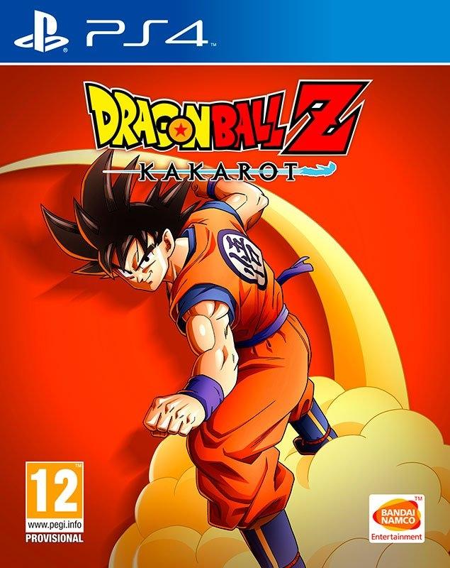 Op zoek naar een Playstation Game PS4 Dragon Ball Z: Kakarot? Koop online bij OTTO