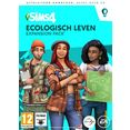 game pc-mac de sims 4: ecologisch leven (add-on) (code in a box) multicolor