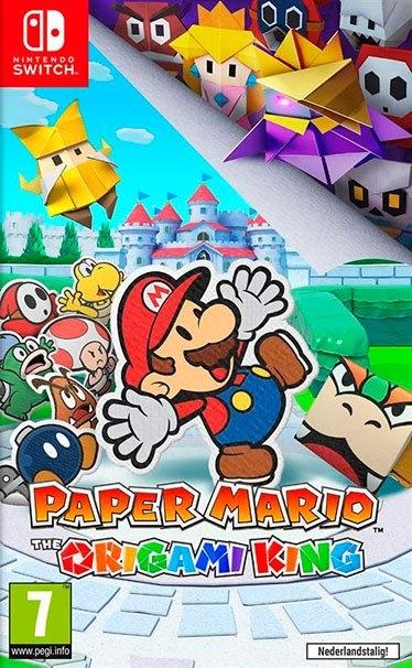 Nintendo Game NINTENDO SWITCH Paper Mario: The Origami King bij OTTO online kopen