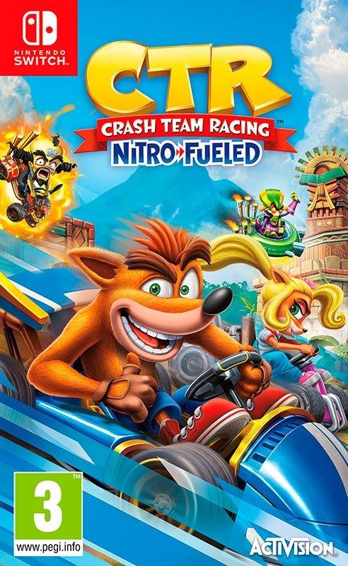 Nintendo Game NINTENDO SWITCH Crash Team Racing Nitro-Fueled - gratis ruilen op otto.nl