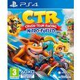 game ps4 crash team racing nitro-fueled multicolor