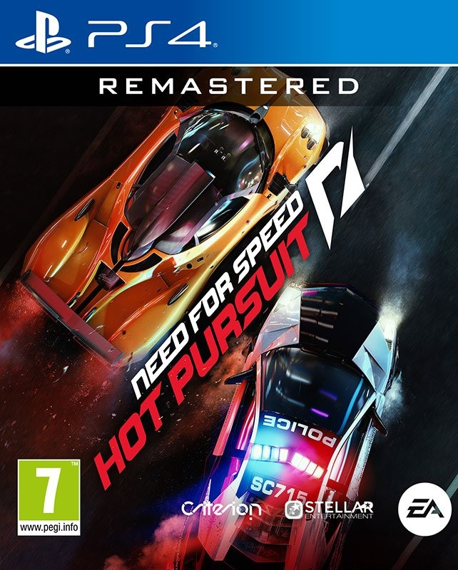 Playstation Game PS4 Need for Speed: Hot Pursuit Remastered goedkoop op otto.nl kopen