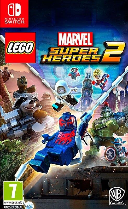 Nintendo Game NINTENDO SWITCH LEGO: Marvel Super Heroes 2 - gratis ruilen op otto.nl