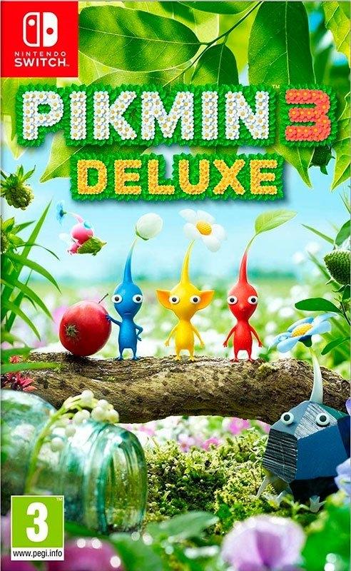 Nintendo Game NINTENDO SWITCH Pikmin 3 Deluxe bij OTTO online kopen