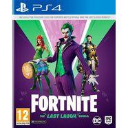 game ps4 fortnite: the last laugh bundle multicolor