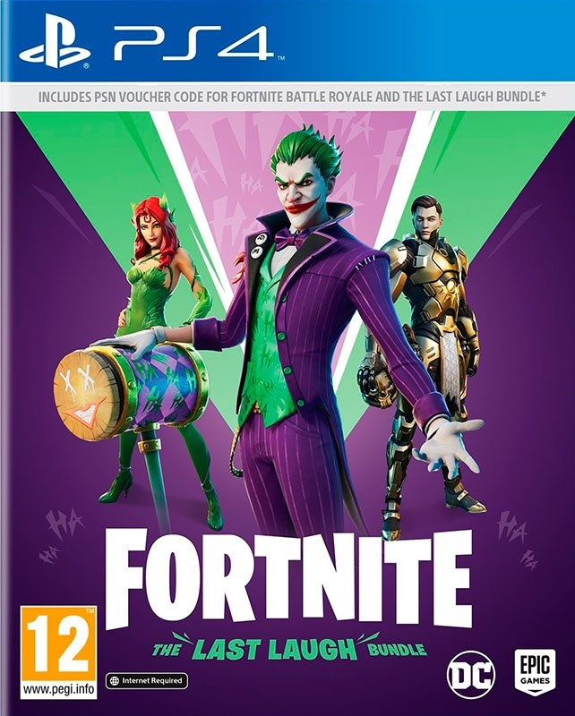 Playstation Game PS4 Fortnite: The Last Laugh Bundle bestellen: 30 dagen bedenktijd