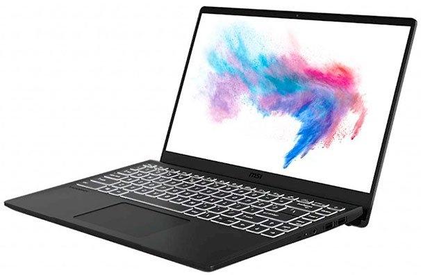 MSI Notebook Modern 14 B4MW-045NL 14