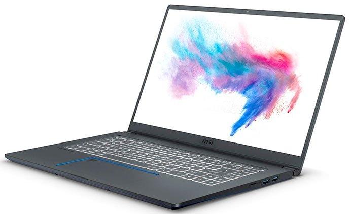 MSI Notebook Prestige 15 A10SC-033NL 15.6