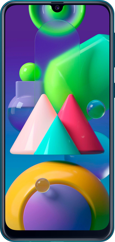 Samsung »Galaxy M21« smartphone - verschillende betaalmethodes